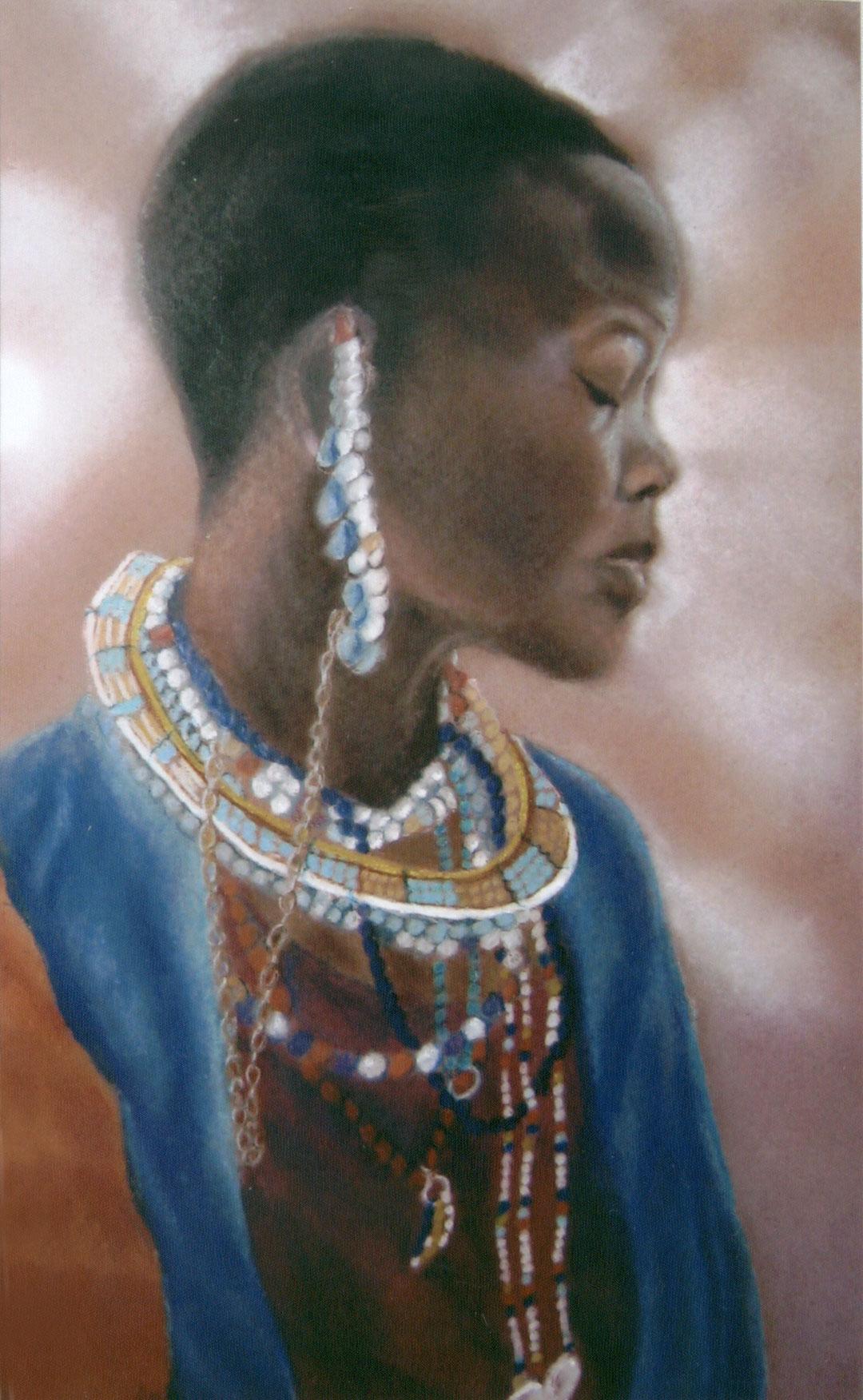 Big African Women Art